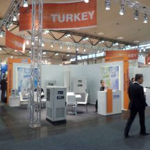 08-12 Avril 2013 Wind  HANNOVER MESSE - ALMANYA