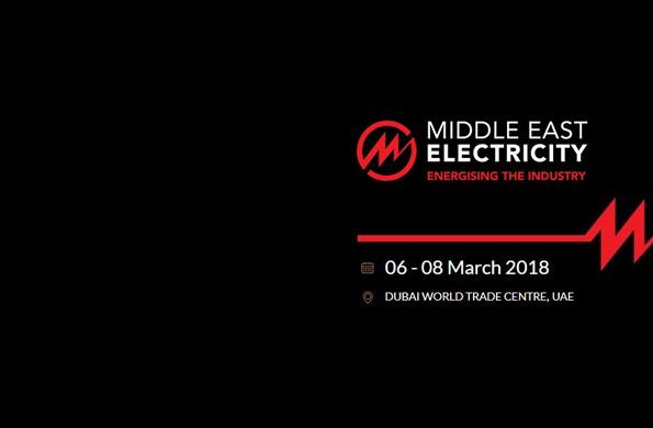 MIDDLE EAST ELECTRICITY / 6-8 MART 2018 / DUBAİ