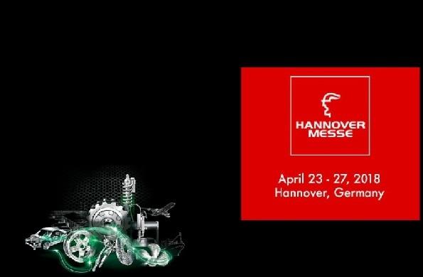 HANNOVER MESSE 2018 / 23-28 APRIL / GERMANY