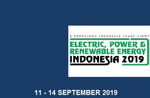 WE WILL BE AT  PAMERINDO INDONESIA EXHIBITION.