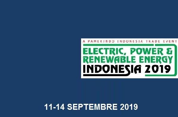 Nous serons à l'exposition de Pamerindo Indonesia