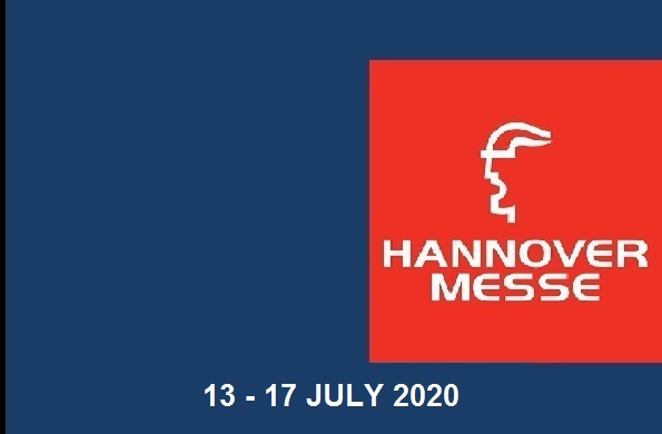 WE ARE AT HANNOVER MESSE 2020 FAIR